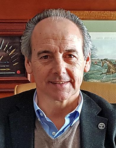 Fco. Javier Llamazares García Presidente de Aveporcyl
