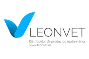 logo Leonvet Distribución de Productos Zoosanitarios